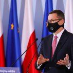 Premier Mateusz Morawiecki: Przed nami okres 100 dni solidarności