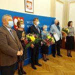 """W Olsztynie rozdano statuetki Amicus Bonus. """"Ta nagroda to wyraz uznania dla wszystkich pracowników socjalnych"""""""