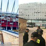 Na pierwszej linii frontu w walce z COVID-19. Strażacy z Elbląga wspierają stołeczne szpitale