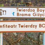 Od dziś ścieżki w Twierdzy Boyen ponownie dostępne dla zwiedzających