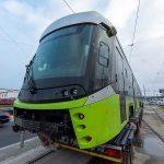 Panorama coraz bliżej Olsztyna. Drugi z tureckich tramwajów jutro powinien dotrzeć do stolicy Warmii i Mazur