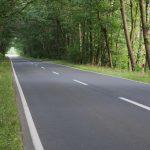 Remont ważnej drogi połączył posłów i samorządowców z dwóch województw