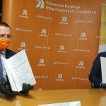 Pięć firm chce przebudować dojazd do obwodnicy Smolajn