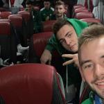Akademicy wrócą do Olsztyna dopiero w sobotę. Przed nimi dwa wyjazdowe mecze