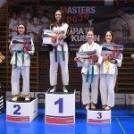 Bardzo dobry występ olsztyńskich karateków podczas ogólnopolskiego turnieju w Warszawie