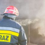 Pożar w bloku przy ul. Jagiellońskiej w Olsztynie. Policyjni biegli wyjaśniają przyczyny