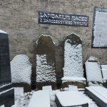 Macewy z barczewskiego kirkutu i historia synagogi