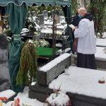 Ostatnia droga Stanisława Mackiewicza. Były działacz opozycji antykomunistycznej został pochowany w Olsztynie