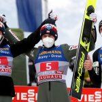Kamil Stoch znokautał rywali. Dwóch Polaków na podium Turnieju Czterech Skoczni w Innsbrucku
