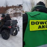 Kilkadziesiąt osób szuka 21-latka z Olsztyna. W przeczesywaniu terenu pomagają kamery i dron
