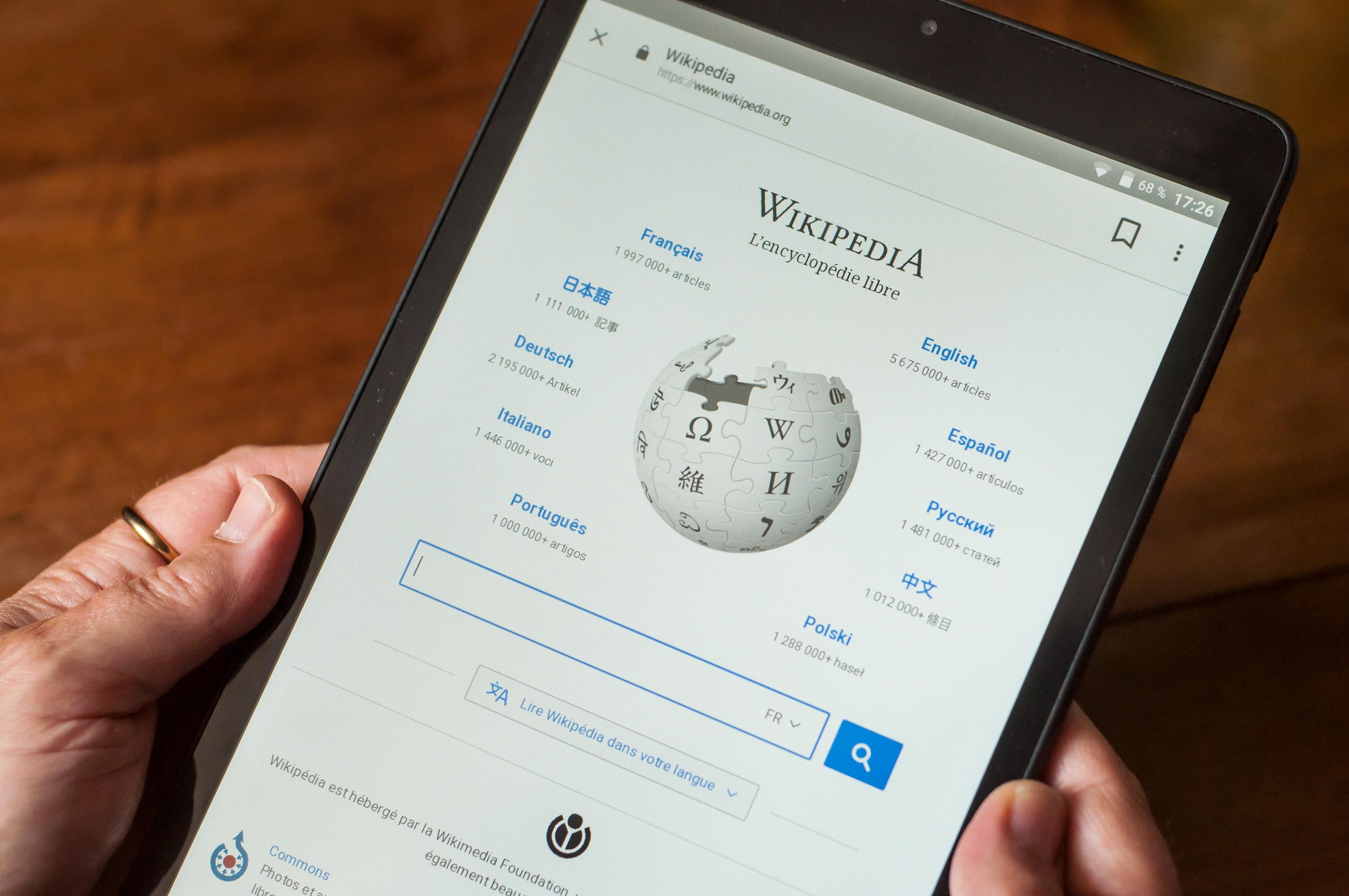 Wikipedia Swietuje 20 Lat Istnienia Internetowa Encyklopedia Tworzona Jest W 316 Jezykach Radio Olsztyn