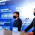 Michał Dworczyk: Od 15 stycznia ruszają zapisy na szczepienia dla osób powyżej 80. roku życia