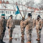 Rotacja amerykańskich wojsk NATO na Mazurach. Zmienił się również dowódca