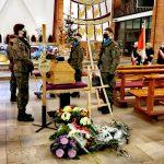 W Olsztynie pożegnano jednego z ostatnich żołnierzy AK. Major Henryk Krzyszczak miał 97 lat