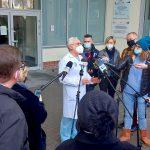 Prof. Maksymowicz: Na oddziale covidowym brakuje łóżek i leków