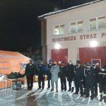 Strażacy ochotnicy z Milejewa otrzymali nowy sprzęt