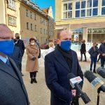 PO krytykuje lockdown na Warmii i Mazurach. PiS odpiera zarzuty