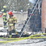 Pożary sadzy w przewodach kominowych to poważne zagrożenie. Strażacy radzą, jak im zapobiegać