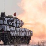 """Leopardy na poligonie w Orzyszu. Zmodernizowane czołgi przeszły """"chrzest bojowy"""""""