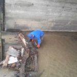 Stabilny stan wód w rejonie dolnej Wisły. Wody Polskie i samorządy monitorują sytuację