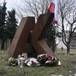 """W Olsztynie uczczono 68. rocznicę zamordowania generała Augusta Fieldorfa ps. """"Nil"""""""