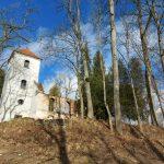 """Muzeum w wieży kościoła ewangelickiego w Kobułtach. Posłuchaj """"Małych Ojczyzn"""""""