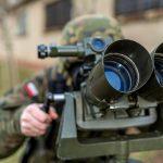 Żołnierze uczestniczący w ćwiczeniu DRAGON-21 zaszczepieni przeciwko COVID-19