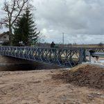 Prokuratura ma wątpliwości związane z budową mostu w Plutach. Mieszkańcy nie mogą z niego korzystać
