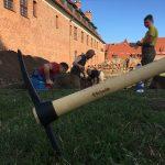 Muzeum w Elblągu będzie kontynuować poszukiwania pozostałości zamku krzyżackiego