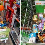 Słaby wynik wielkanocnej zbiórki żywności. Chętni mogą wpłacać datki