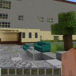 Wirtualna szkoła lekiem na tęsknotę. Licealiści z Olsztyna odtworzyli popularną Trójkę w grze Minecraft