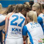 Koszykarki KKS-u w strefie play-off!