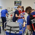 Studenci pomogą na oddziałach covidowych. Zgłosiło się 26 młodych lekarzy