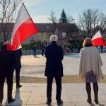 Mija 11 lat od tragedii, która poruszyła wszystkich Polaków. Olsztyn uczcił pamięć 96 ofiar katastrofy smoleńskiej