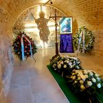 Olsztyn pożegnał arcybiskupa seniora Wojciecha Ziembę. Oglądaj wideo z uroczystości pogrzebowych