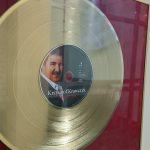 Nagrał ponad sto płyt. Jedna z nich powstała w Olsztynie