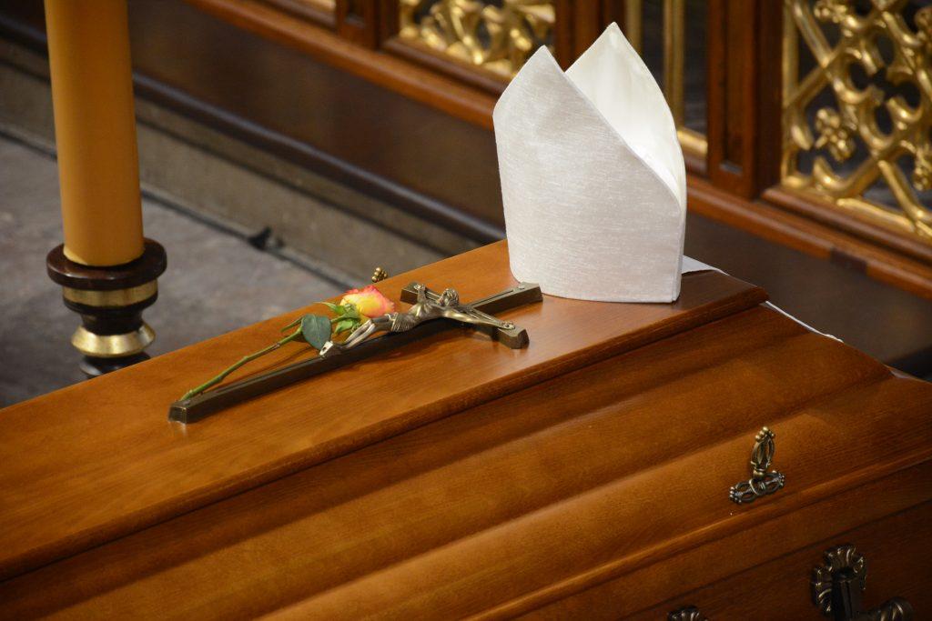 pogrzeb abp. Wojciecha Ziemby