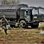 W Orzyszu rozpoczyna się ćwiczenie wojskowe DRAGON-21