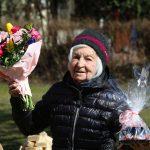 100 urodziny major Ireny Tyman. Łączniczka Armii Krajowej od ponad 60 lat mieszka w Stawigudzie