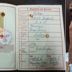 Niezwykłe znalezisko w ziemi. Osobiste rzeczy niemieckiego leśnika i żołnierza ukryte były w kance po mleku