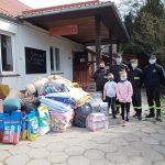 Strażacy ochotnicy z Gronowa Elbląskiego wspierają schronisko dla zwierząt