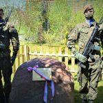 W Braniewie uczcili pamięć dowódcy Armii Krajowej ppłk. Fróga