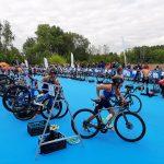 Za nami  zmagania triathlonistów z 30 krajów nad jeziorem Ukiel. Znamy zwycięzców