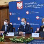 Politycy PiS zaprezentowali w Olsztynie założenia Polskiego Ładu