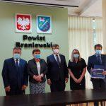 Drogi z powiatu braniewskiego otrzymały dofinansowanie na remont