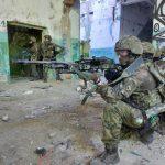 Manewry wojskowe DRAGON-21 przeniosły się na Mazury. Żołnierze ćwiczą w Rucianem-Nidzie