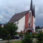 Uroczystość w Ełku. Biskup Jerzy Mazur poświęcił kościół św. Rafała Kalinowskiego