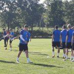 Nowy trener rozpoczął pracę. Pierwszy trening Stomilu Olsztyn