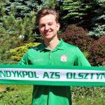 Nowy rozgrywający w Indykpolu AZS Olsztyn. To wychowanek klubu