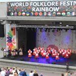 W Ełku rozpoczął się Światowy Festiwal Folkloru Tęcza